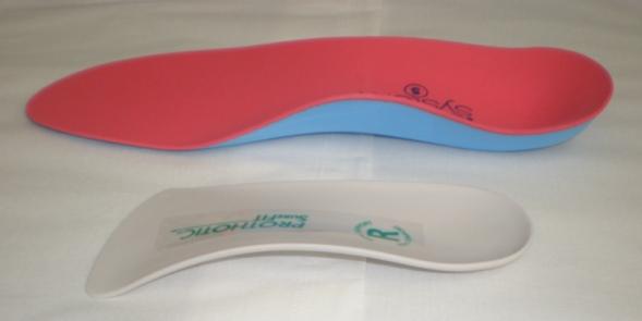 pre fabricated orthotics podiatrist
